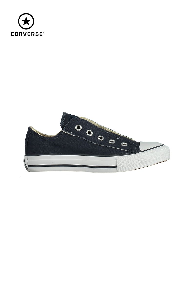 2140c011461 Boys Converse All Stars All Star Low JR no laces Blue Buy Online
