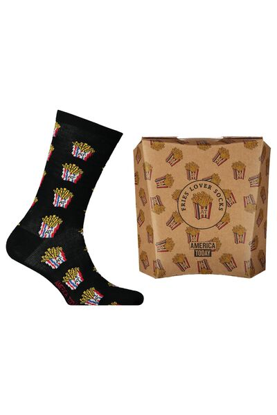 Gift Food box sock