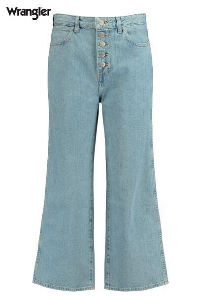 Jeans Wrangler Cropped Boyfriend
