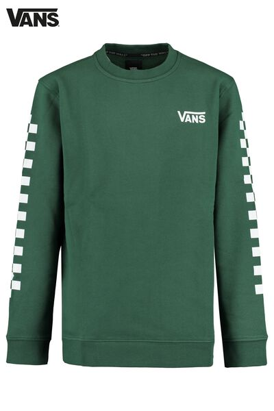 Sweater Vans Ecposition check