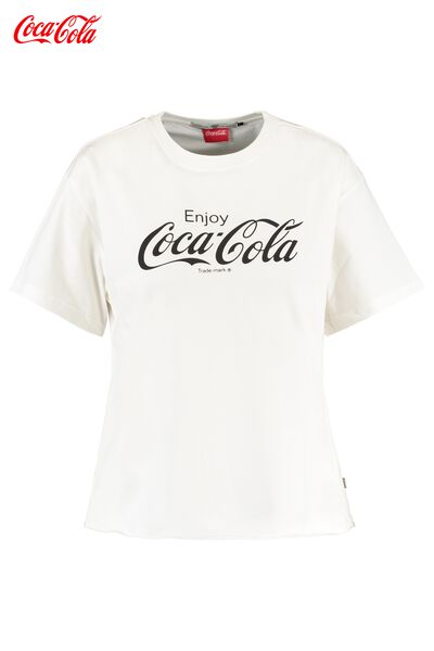 T-shirt Ellie Coca Cola