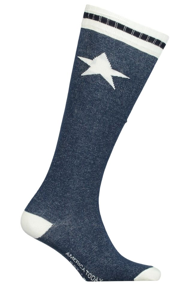 Socken Knee sock