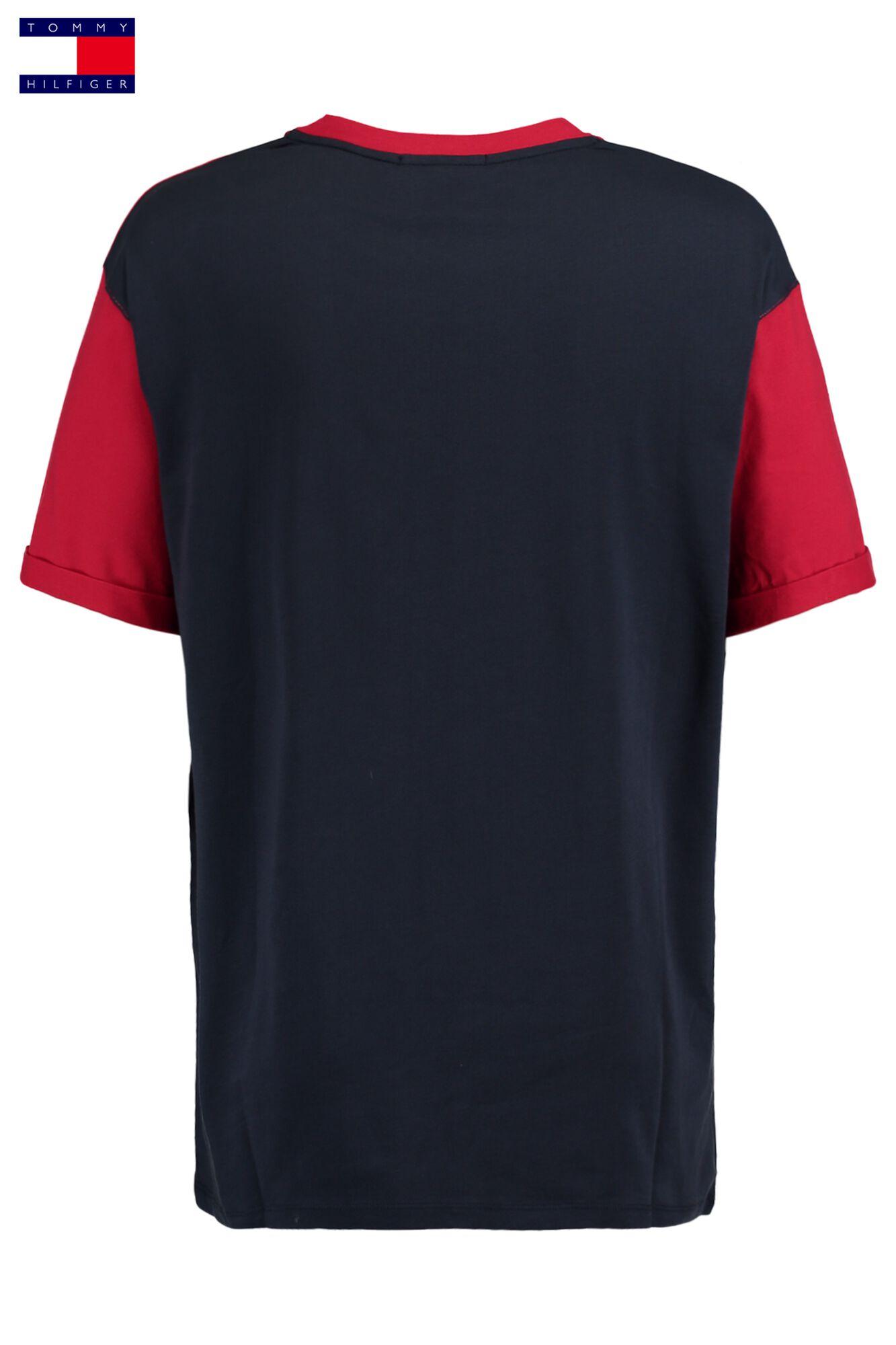 cae1b6fae Men T-shirt Tommy Hilfiger True tommy Red Buy Online