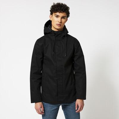 Jacket with hood waterproof