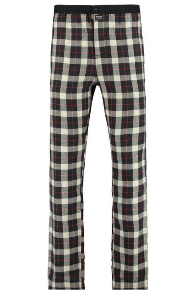 Pyjamahose Flanell Nathan