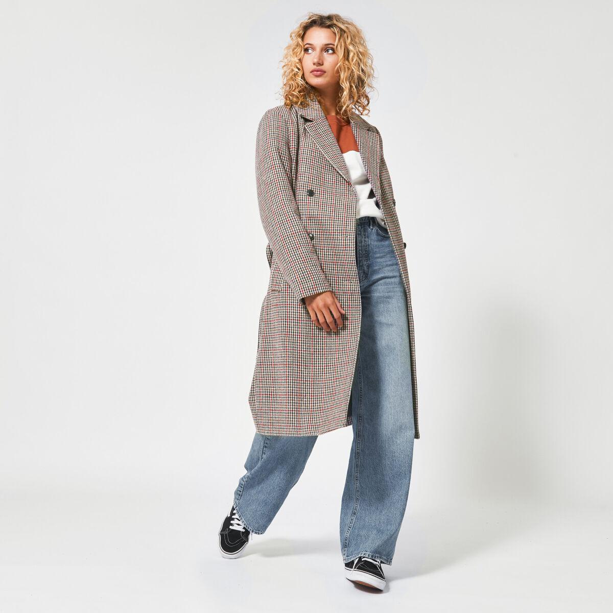 Jacket Jessica Check