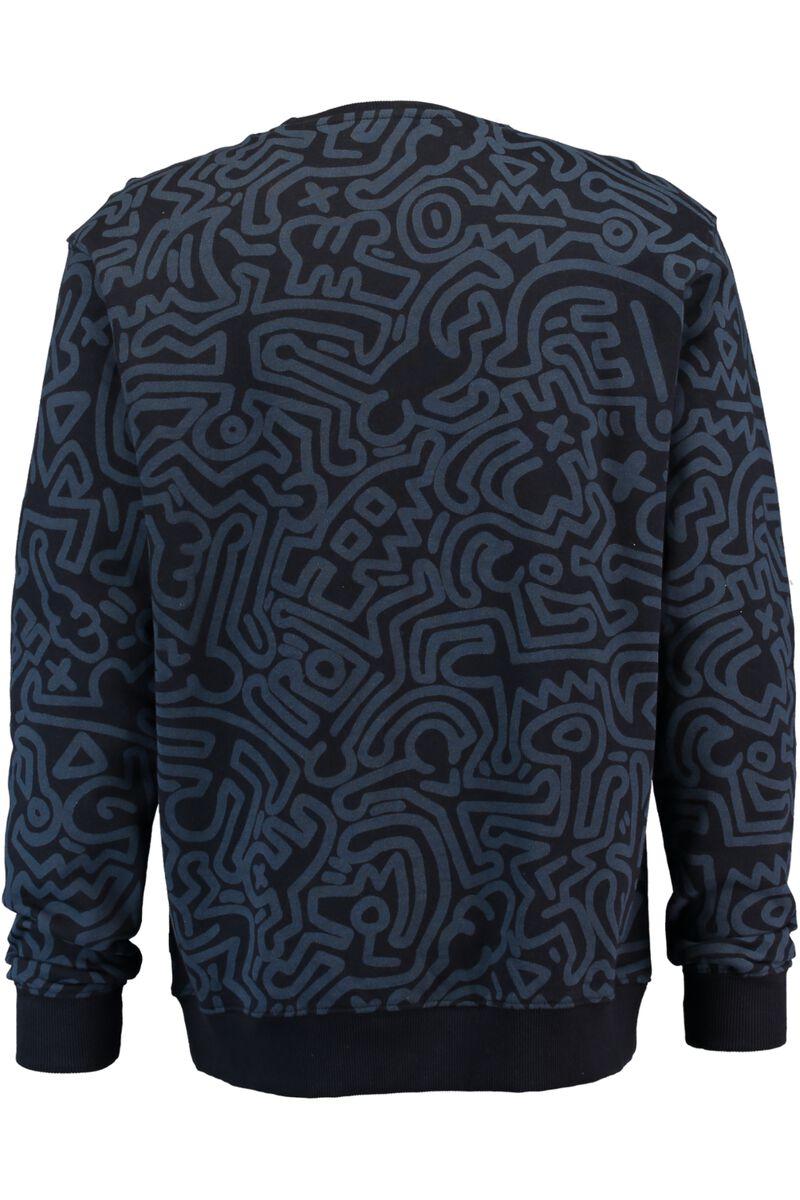 Sweater Siro AOP