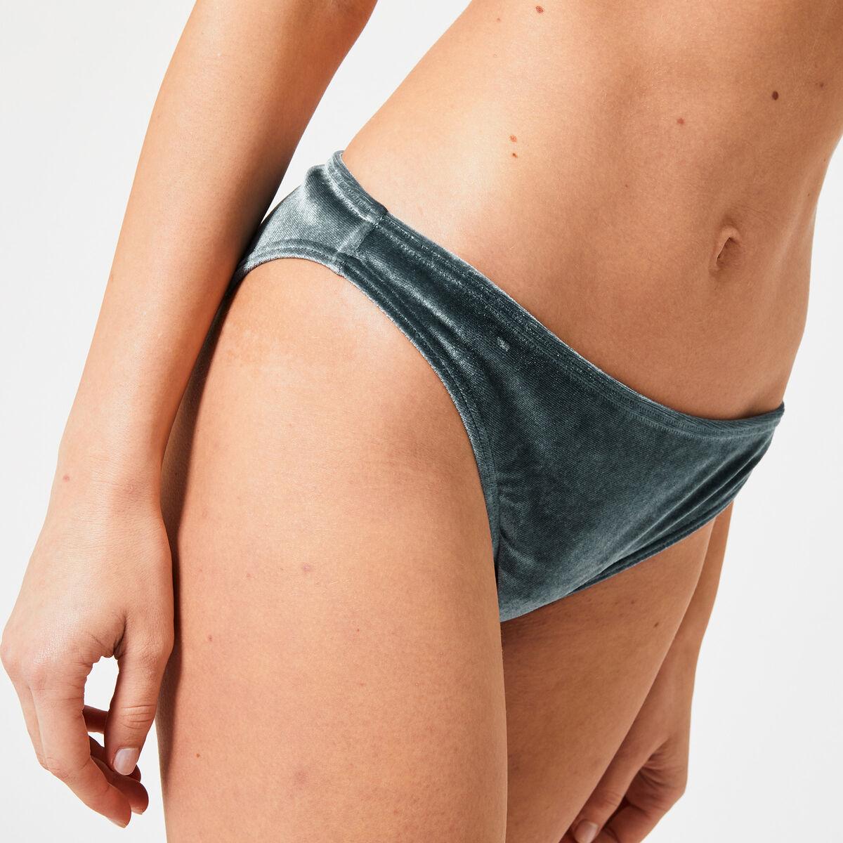 Bikini bottom Apua bottom velvet