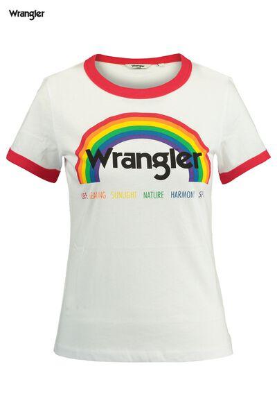T-shirt Wrangler Pride