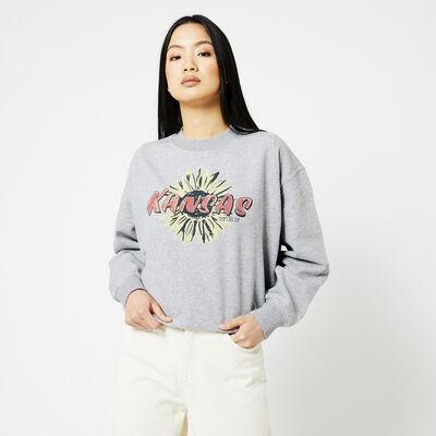 Lee sweater Kansas print