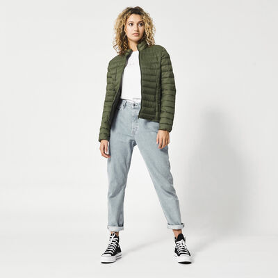 Jacket made of recycled polyester