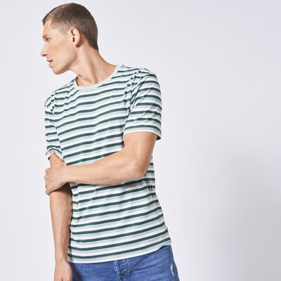 T-shirt Elgin Stripe