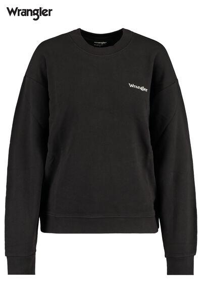 Wrangler  retro sweat - worn black