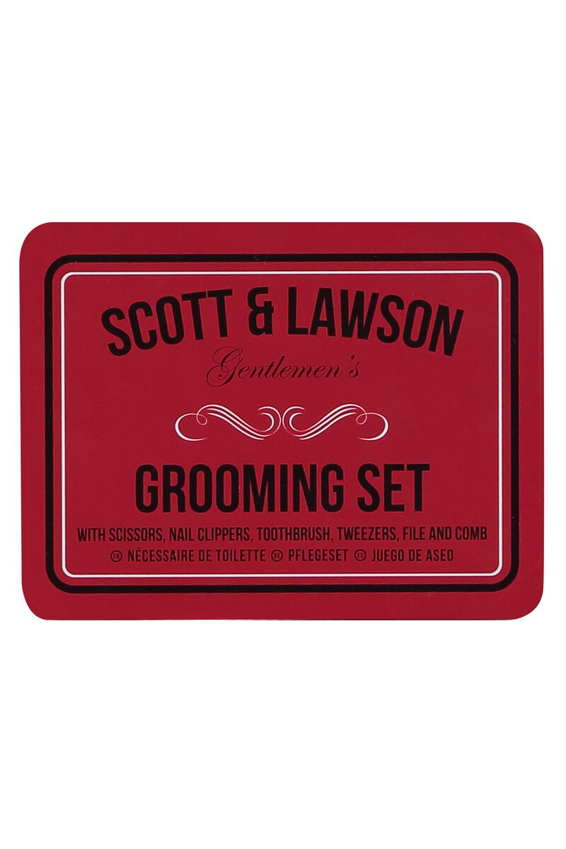 Gift Scott and Lawson Grooming