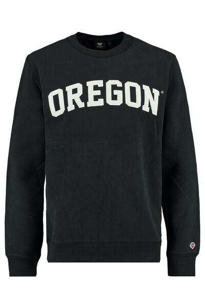Sweater tekstborduring 100% katoen
