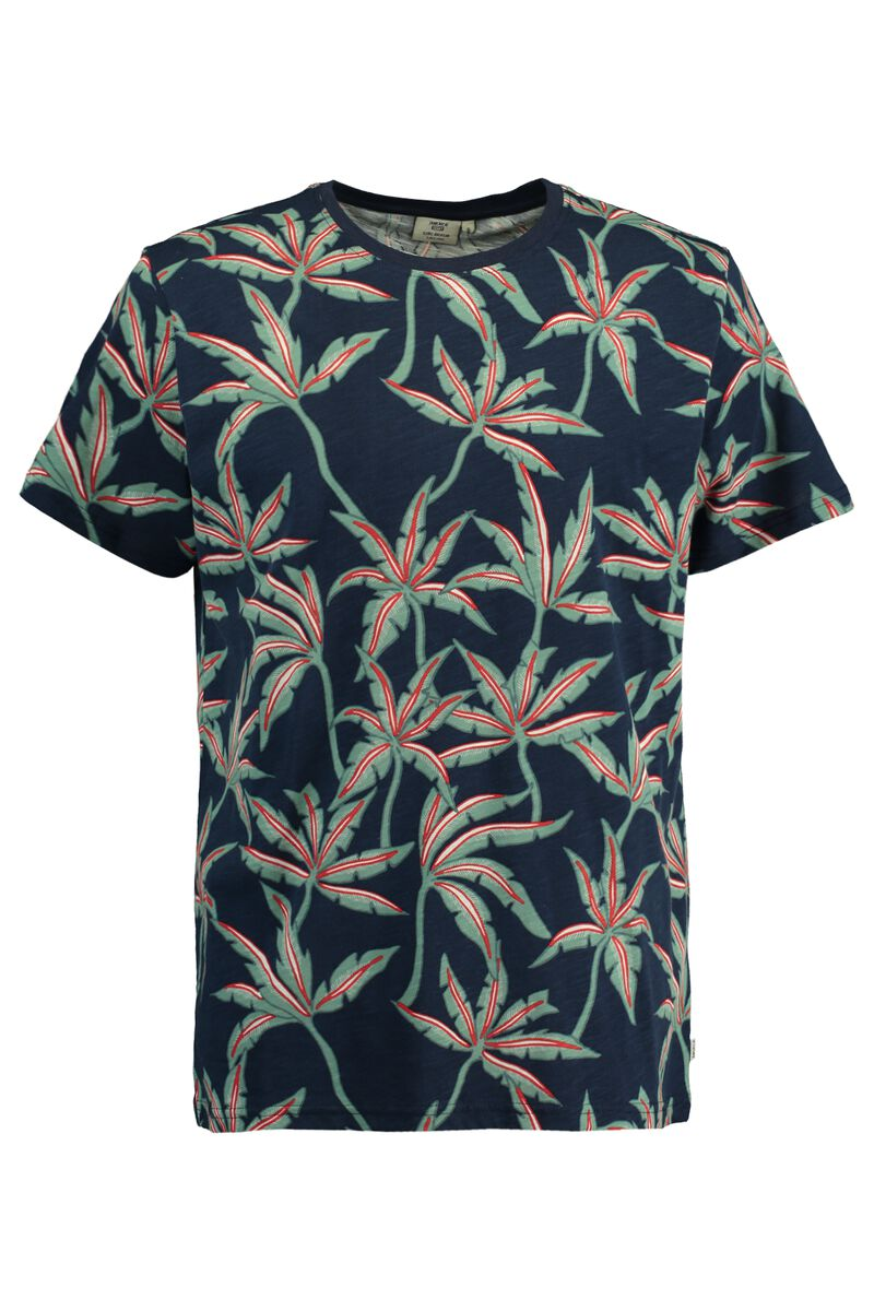 T-shirt Elgin flowers