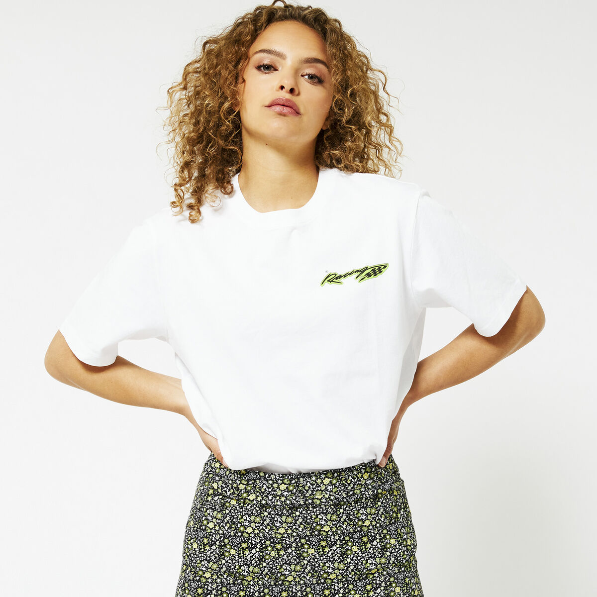 T-shirt Erin Back