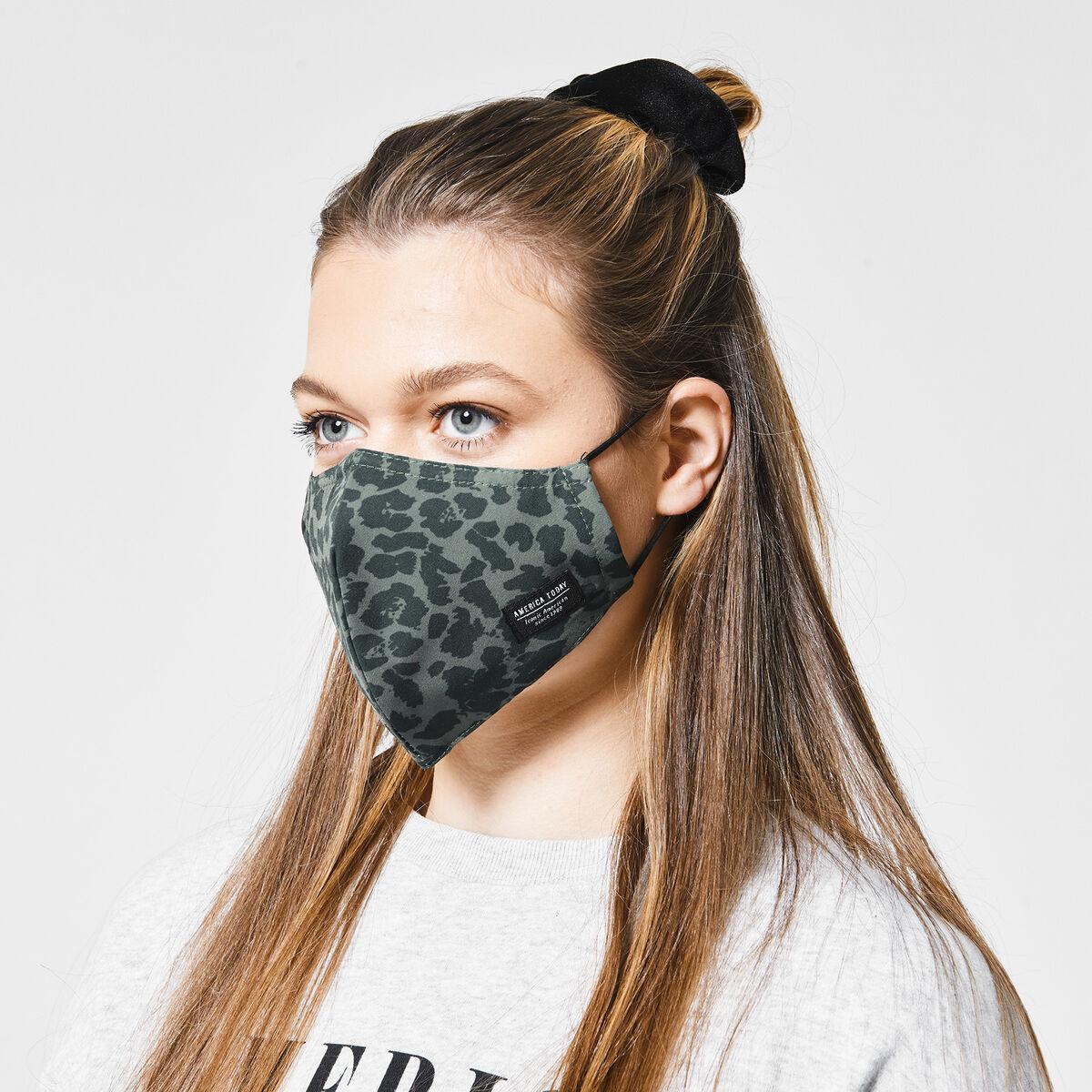 Mondkapjes Face Mask  AT AOP