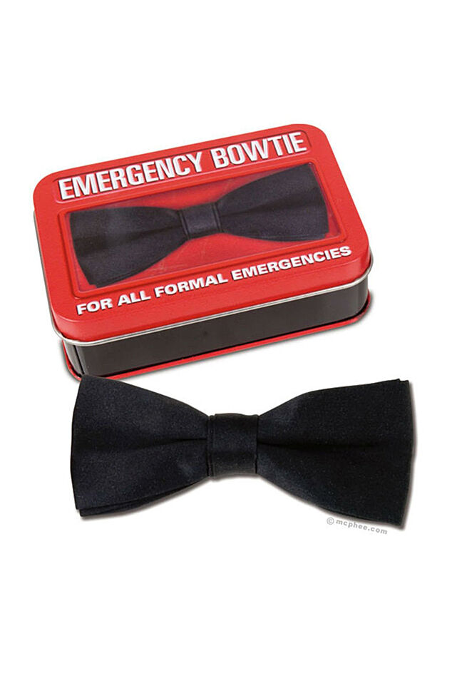Gift Emergency bowtie