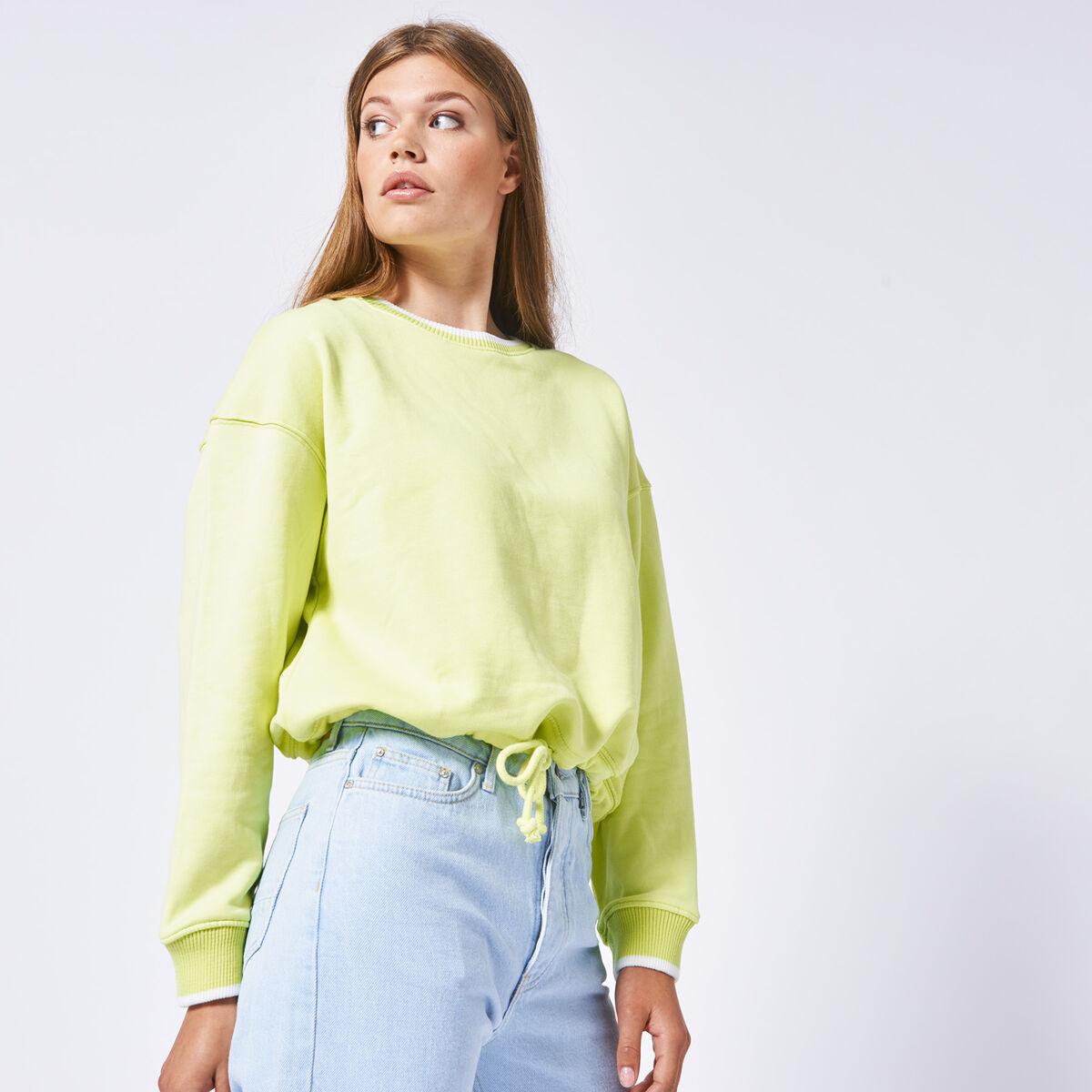 Sweat Sofie neon
