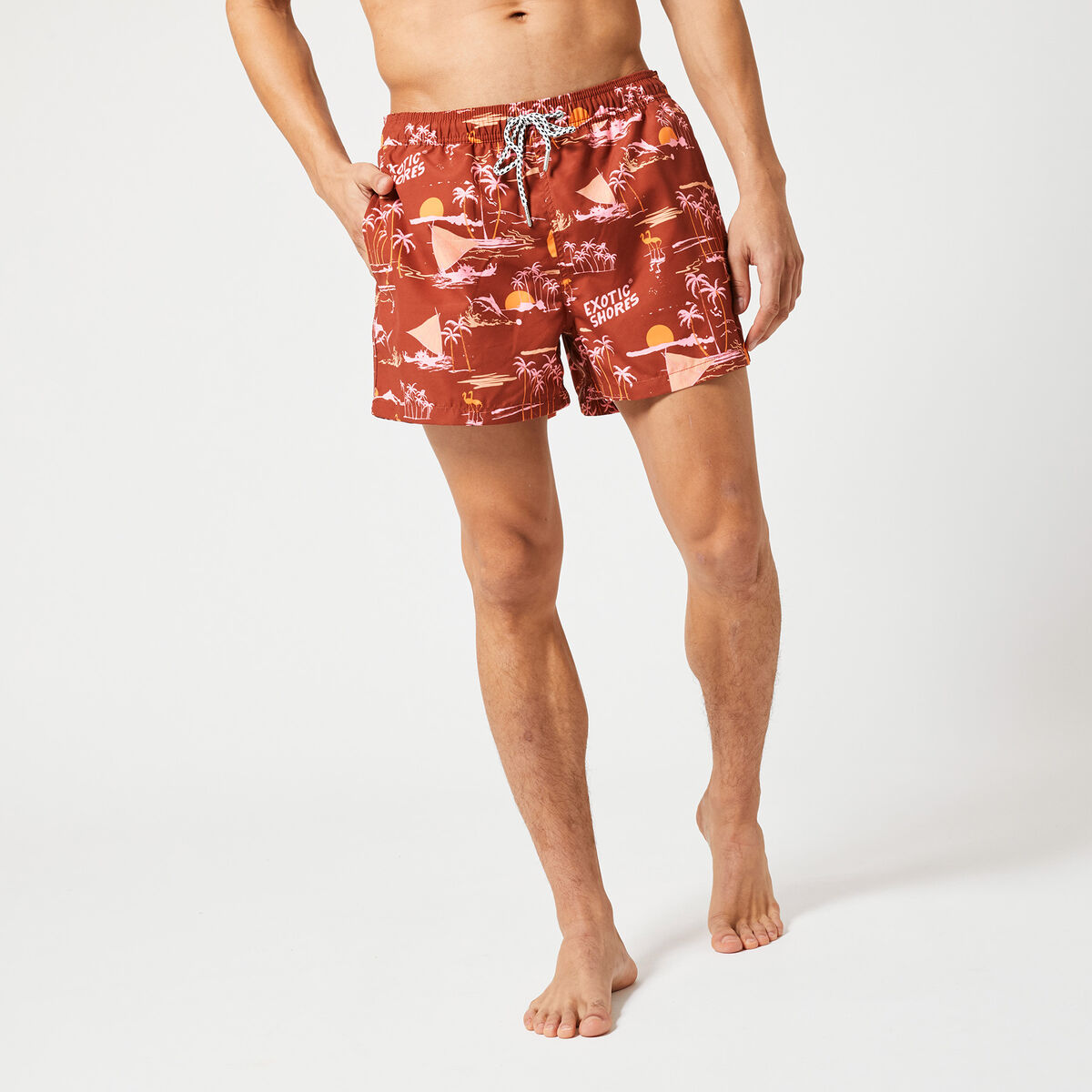 Short de bain Arizona AOP