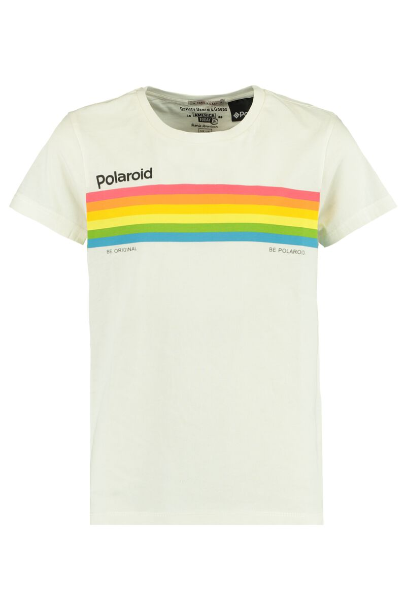 T-shirt Edwin rainbow Jr