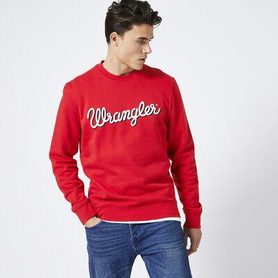 Sweater Wrangler Regular crew