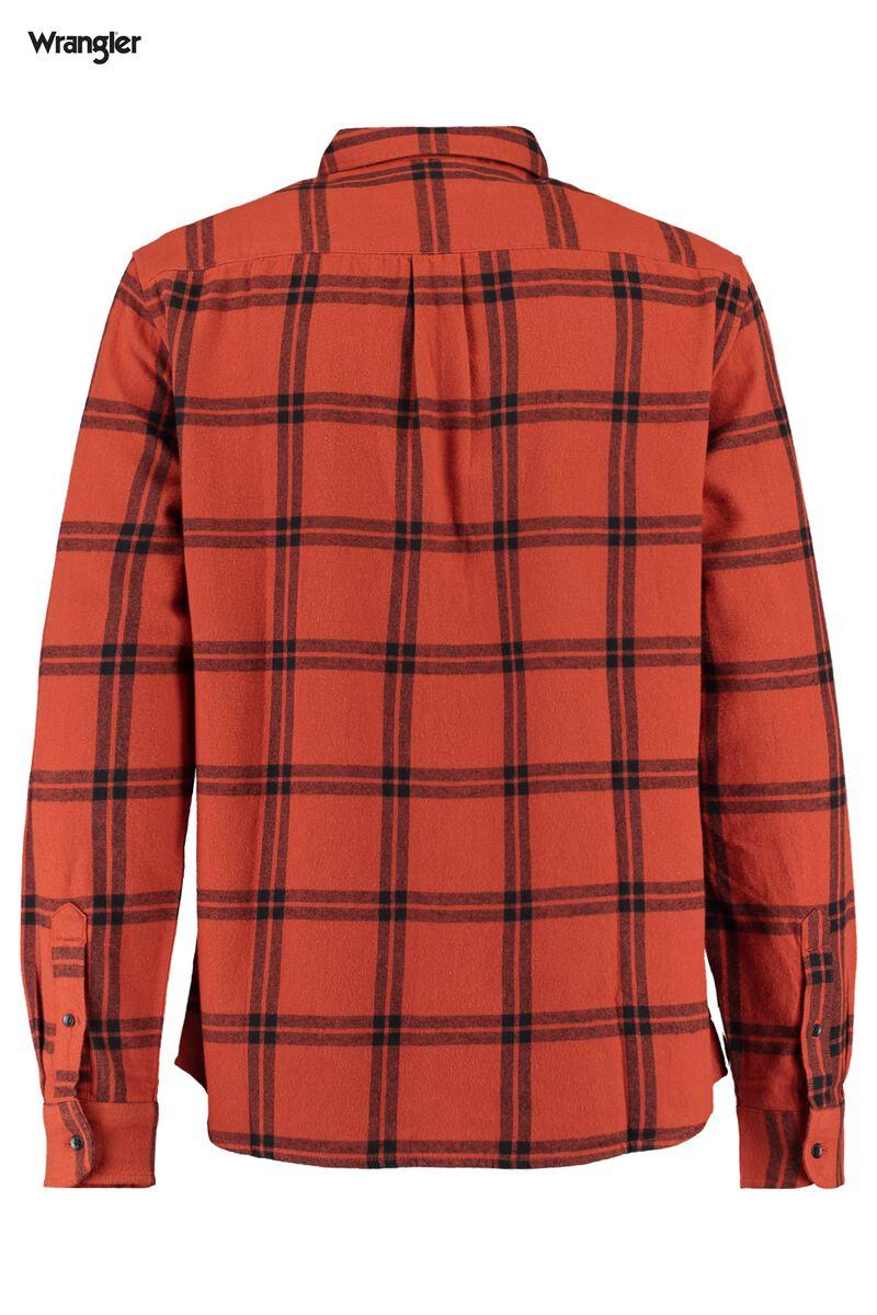 Overhemd LS 1 PKT Shirt