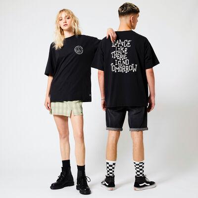 T-shirt tekstprint