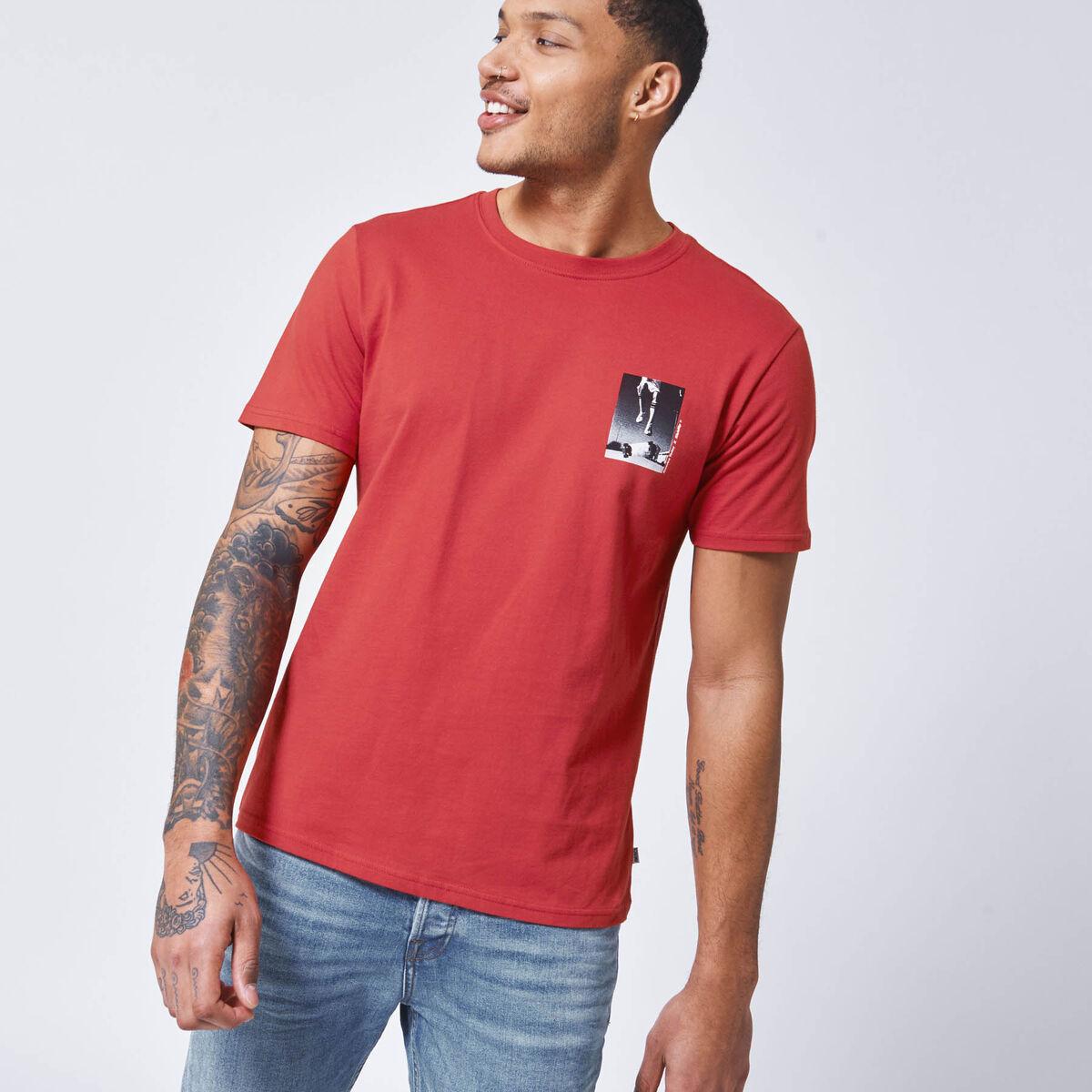 T-shirt Emory burger