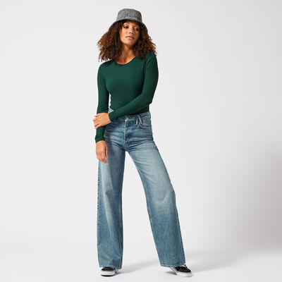 Wide fit jeans Olivia