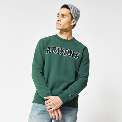 Sweater met tekstborduring
