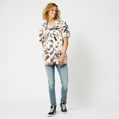 Levi's overhemd Cubano shirt