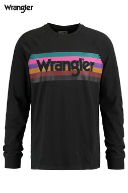Raglan Wrangler Tee L/S