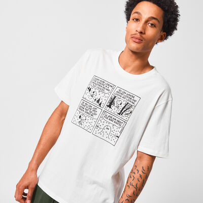 T-shirt Peanuts Edison