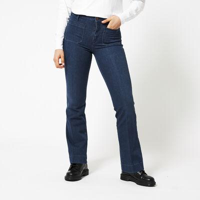 Wrangler jeans flared