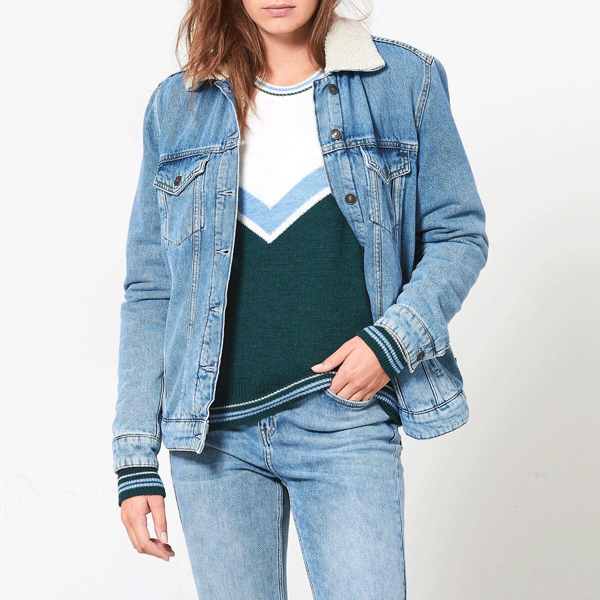 Trucker jacket Hesper DNM