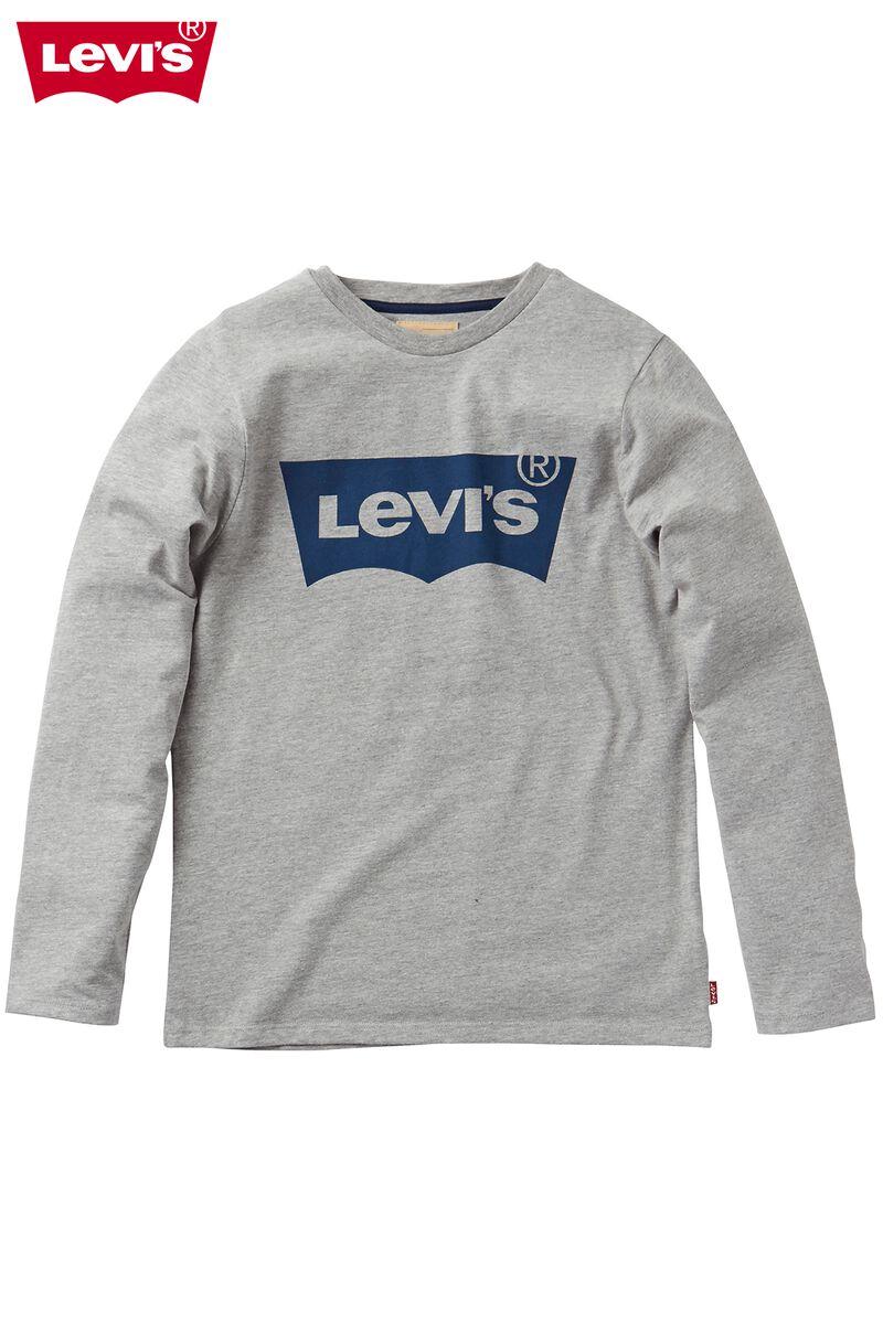 d6b941ef Boys Long sleeve Levi's Batlong Grey Buy Online