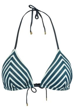 Bikinitop reversible Amber print