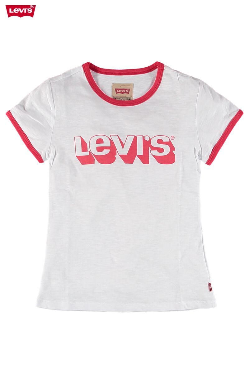 59c3846ed4 Girls T-shirt Levi s Madrid Red Buy Online