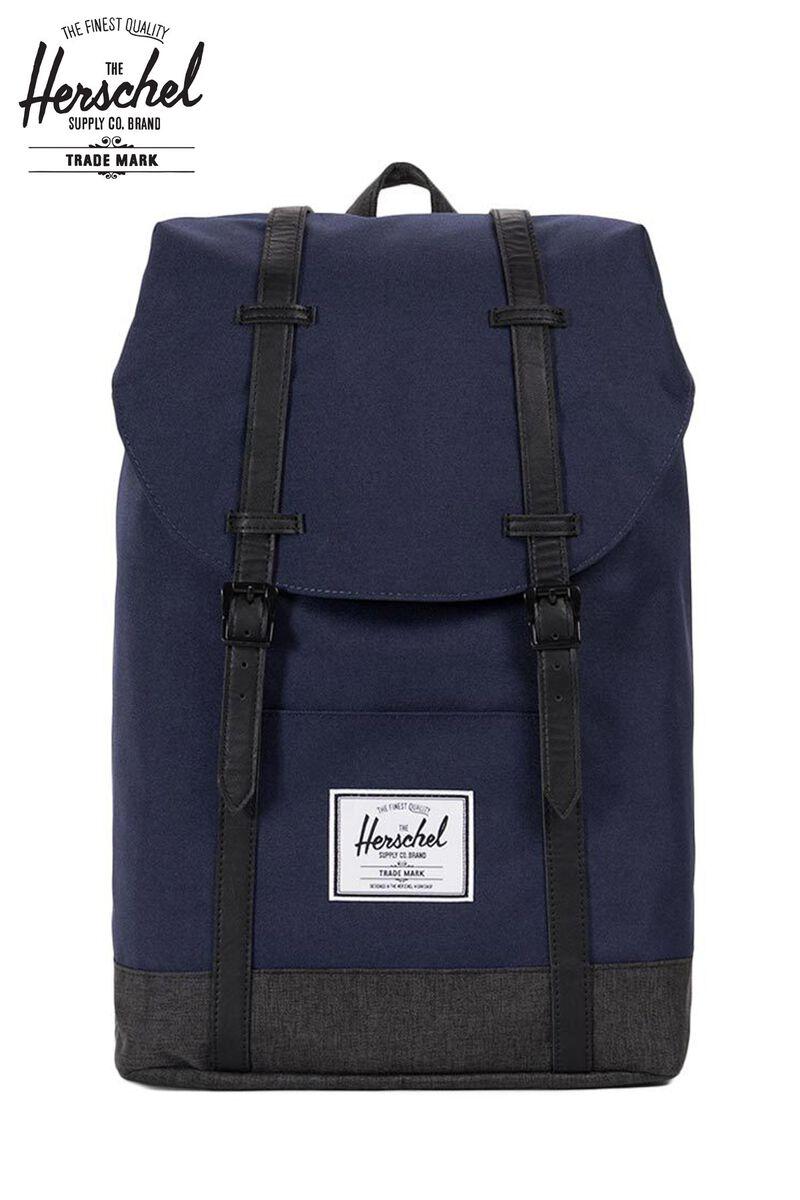 2c6468408d7 Men Bagpack Herschel Retreat 19,5L Blue Buy Online