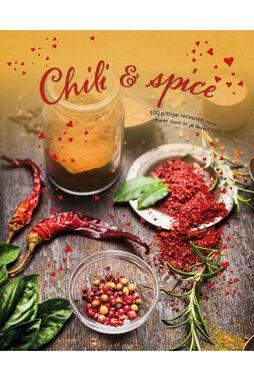 Boek Chili & Spice