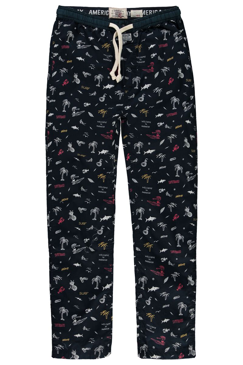 Pyjamabroek Lake jr.