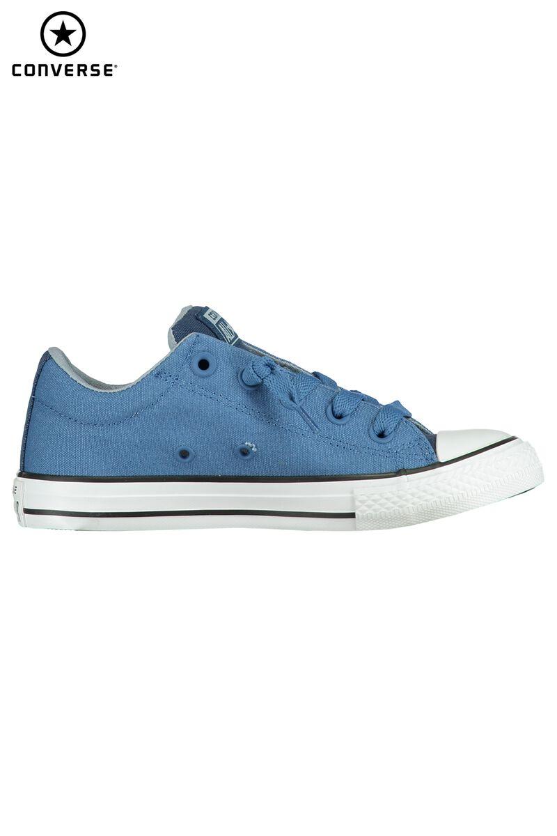 33462e9e1b199c Boys Converse All Stars Chuck taylor street Blue Buy Online