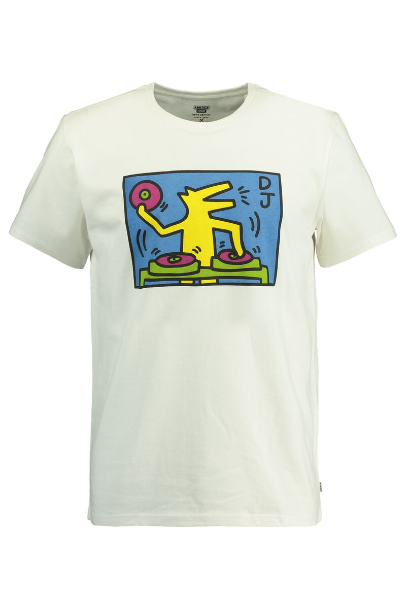 T-shirt Esai Dog DJ