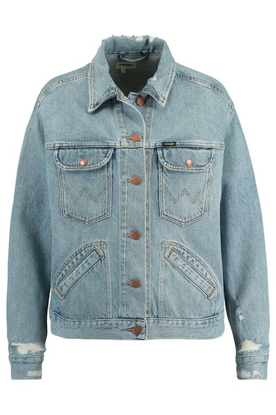 Denim jacket Retro Jacket
