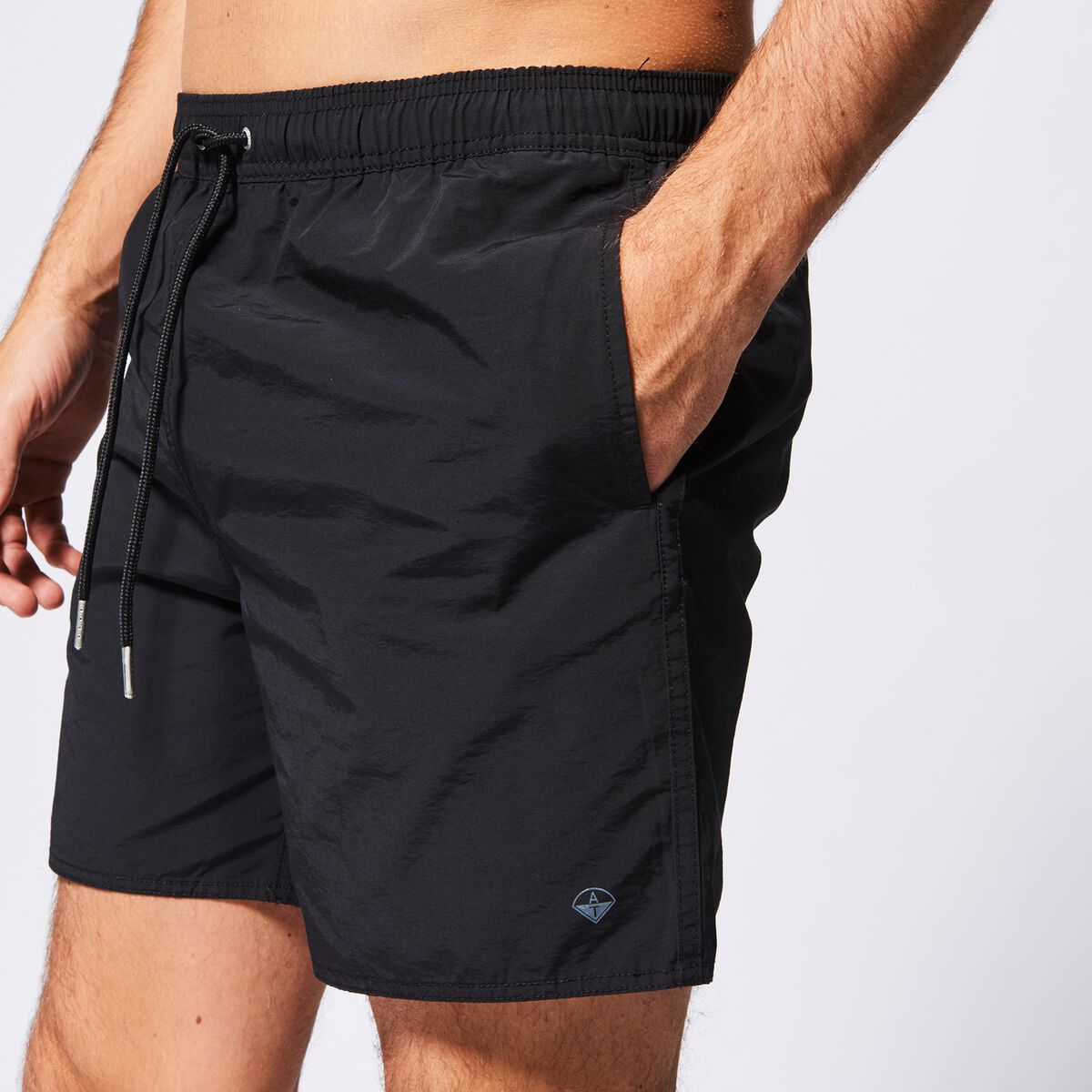 968914109bd Men Swimming trunks Arizona Black Buy Online