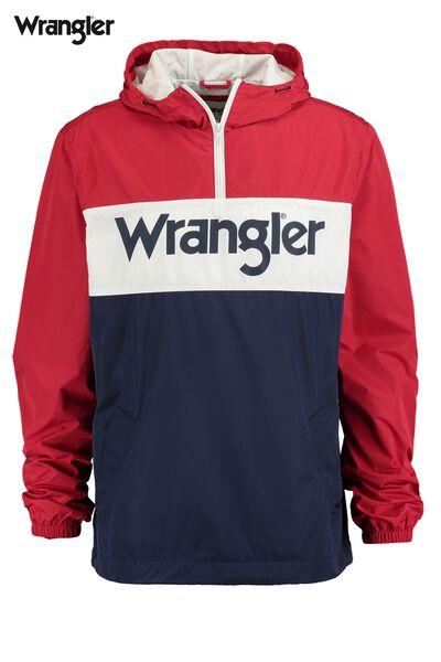 Regenjas Wrangler Pop Over