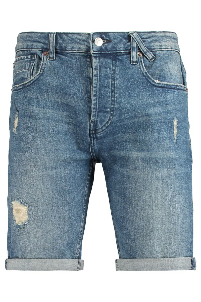 Denim short Robert