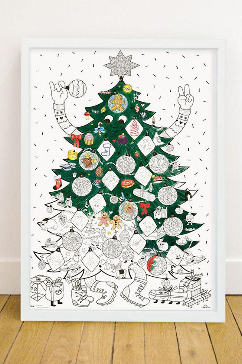 Gift Christmas Giant Pos